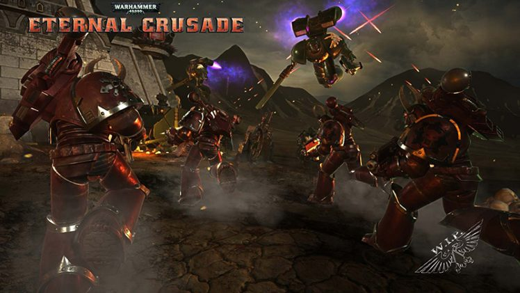 Warhammer 40,000: Eternal Crusade – A third-person shooter game for PC