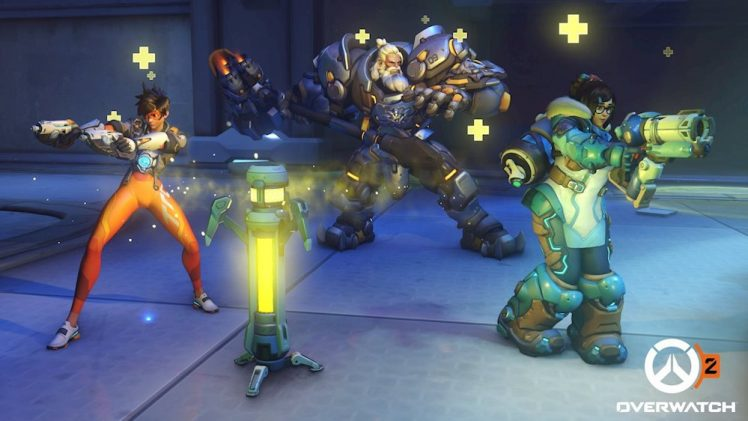 Overwatch 2 will have more game modes and many new heroes